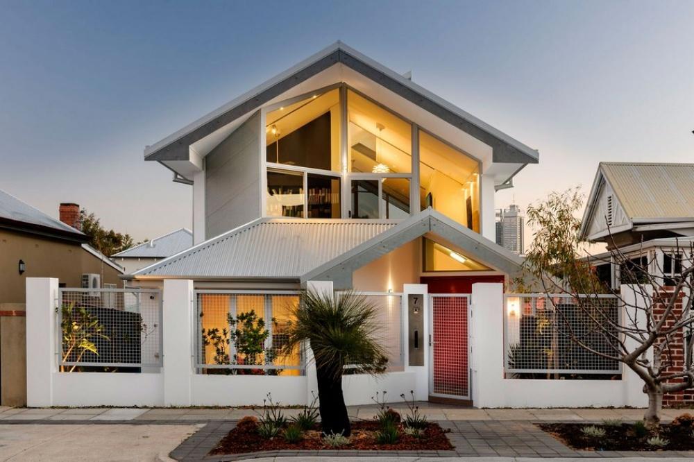 simple modern living house (9)