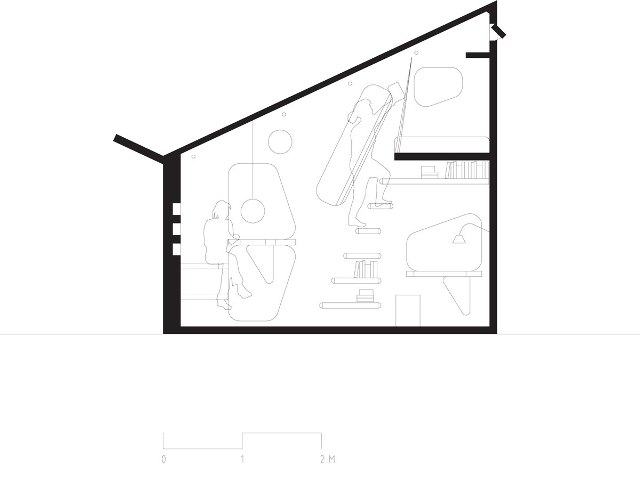 M:Presentationsmaterial_KalmarBoendeBILDVirserumTill Arkitektur 6_20132 Plan SektionDrawing2 Model (1)