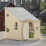 แบบบ้านหลังเล็กจิ๋ว มีพื้นที่ประมาณ 10 ตร.ม. แต่ออกแบบมาให้ใช้งานครบครัน