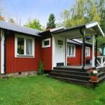 แบบบ้านไม้ชั้นเดียว ขนาดกำลังพอดี สำหรับอยู่อาศัยได้อย่างสบายมีความสุข