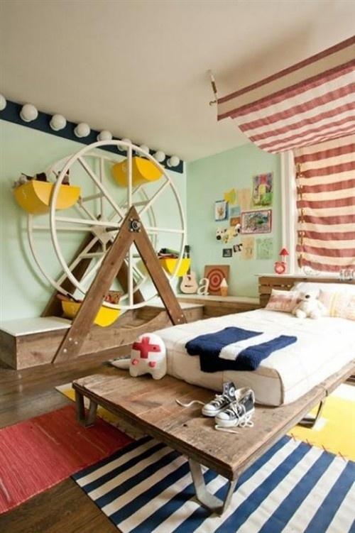 25 creative kid bedroom ideas by naibann.com (20)