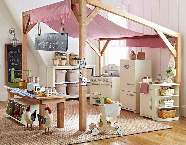 25 creative kid bedroom ideas by naibann.com (21)