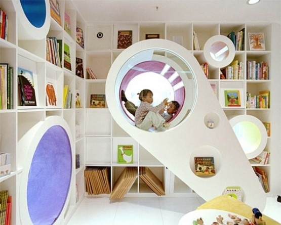 25 creative kid bedroom ideas by naibann.com (22)