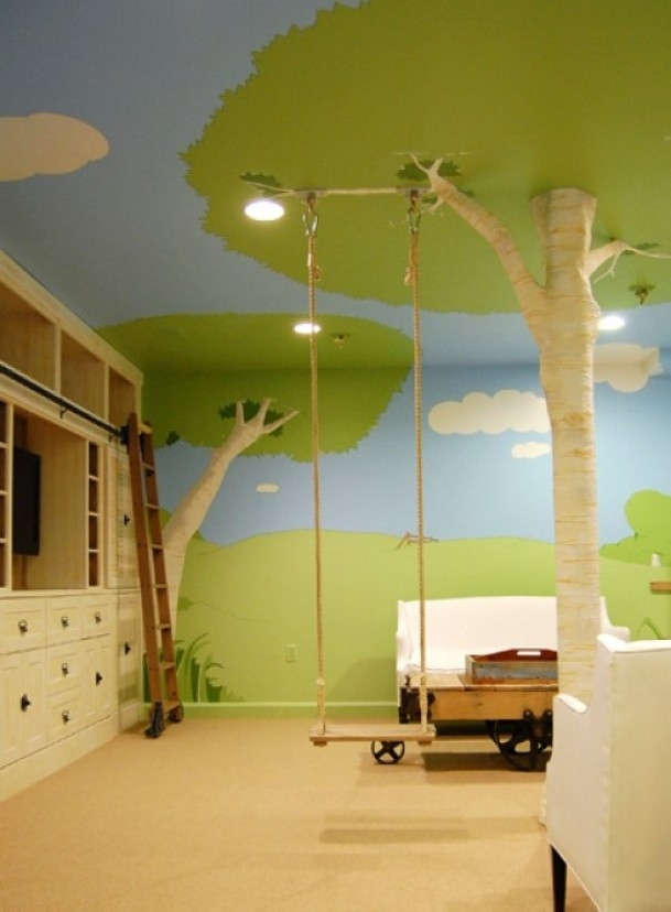 25 creative kid bedroom ideas by naibann.com (25)