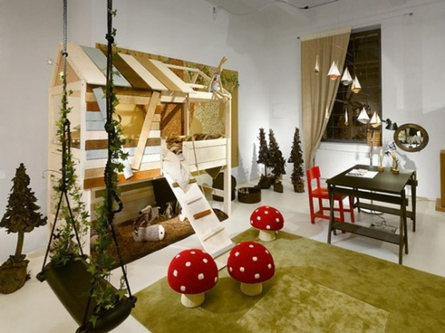 25 creative kid bedroom ideas by naibann.com (3)