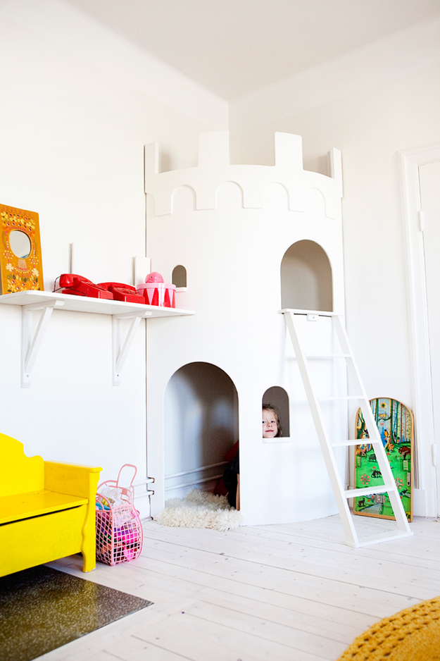 25 creative kid bedroom ideas by naibann.com (6)