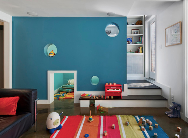25 creative kid bedroom ideas by naibann.com (7)