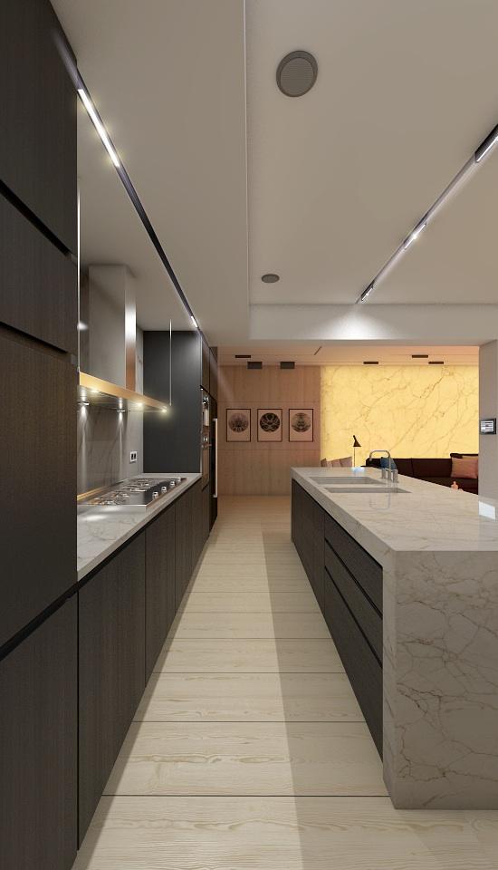 modern elegant condominium room city life (3)
