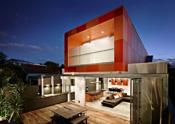 modern house decorating style city life (4)