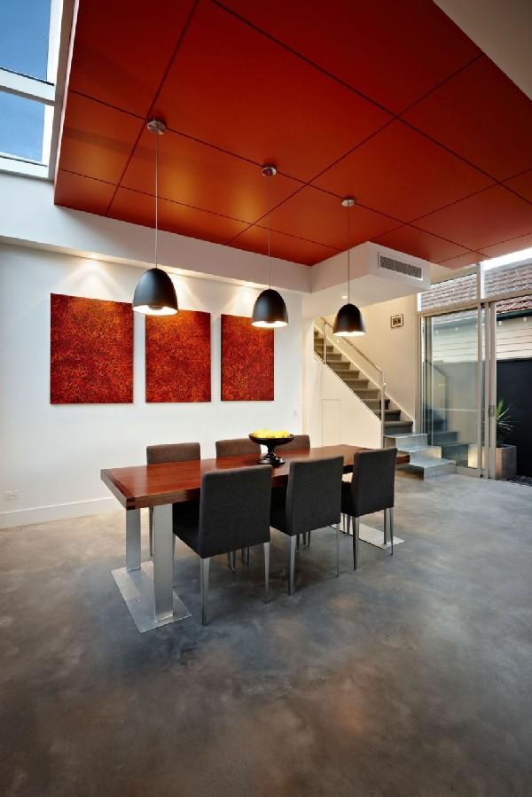 modern house decorating style city life (6)