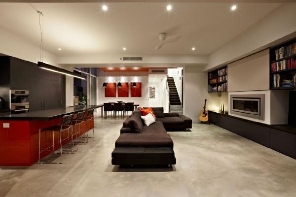 modern house decorating style city life (8)