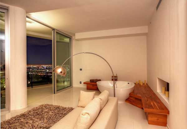 modern house with swimming pool bevery hill (3)
