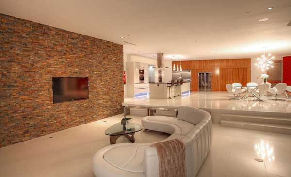 modern house with swimming pool bevery hill (8)