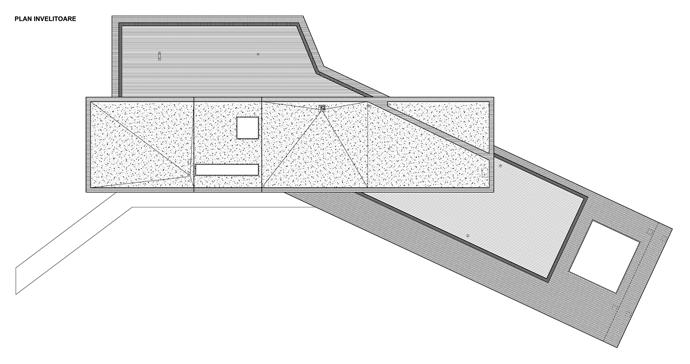 modern retro house in romania forest (6)