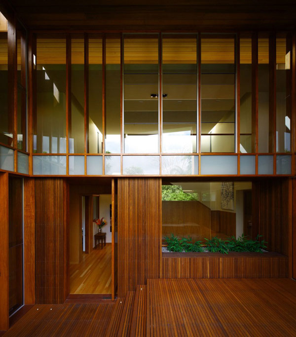modern wooden house with yard in city (13)