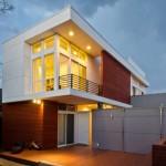 แบบบ้านโมเดิร์นทันสมัย ออกแบบโดดเด่นเป็นเอกลักษณ์ เพื่อชีวิตคนรุ่นใหม่