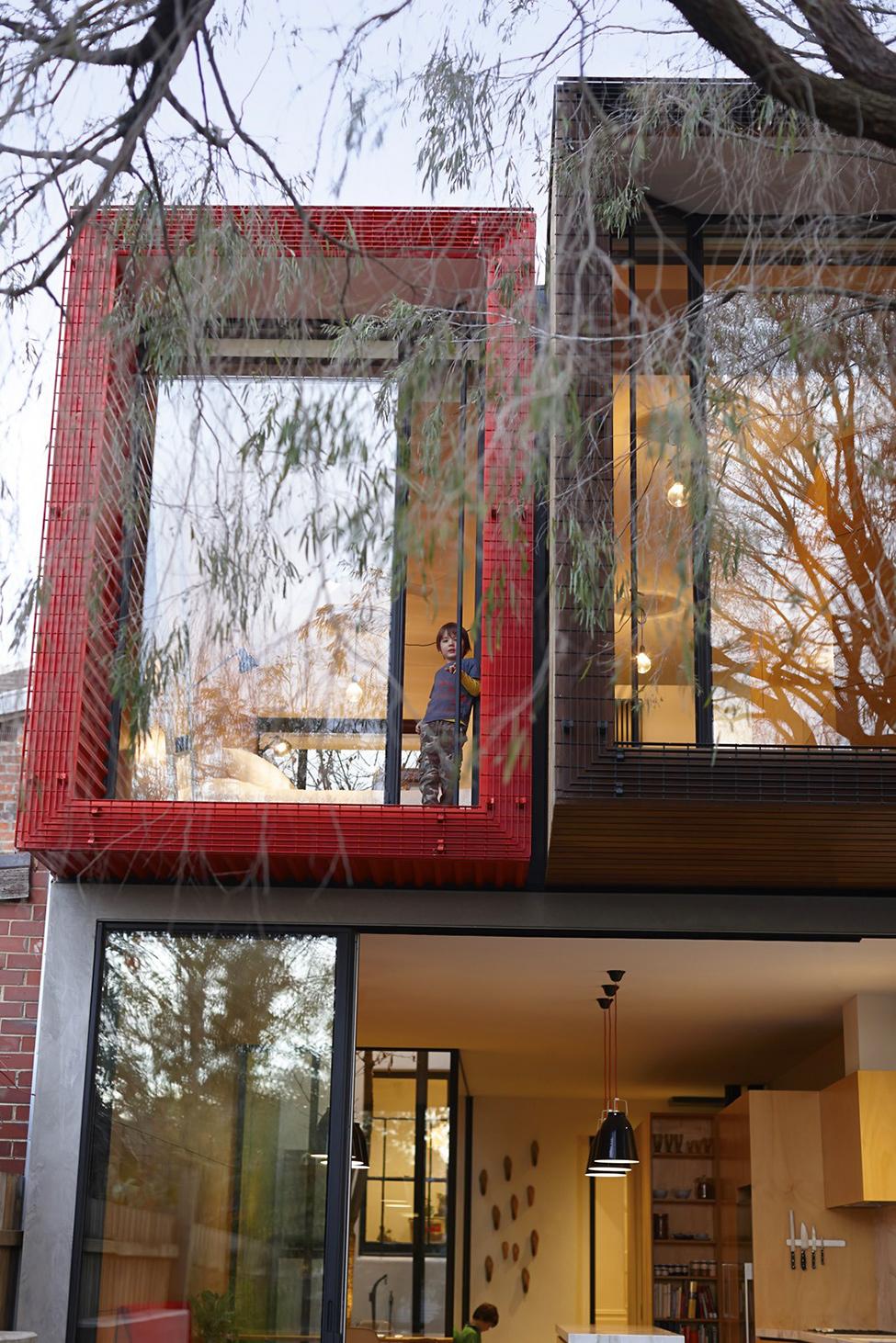 renovate classic to modern townhome australia (10)