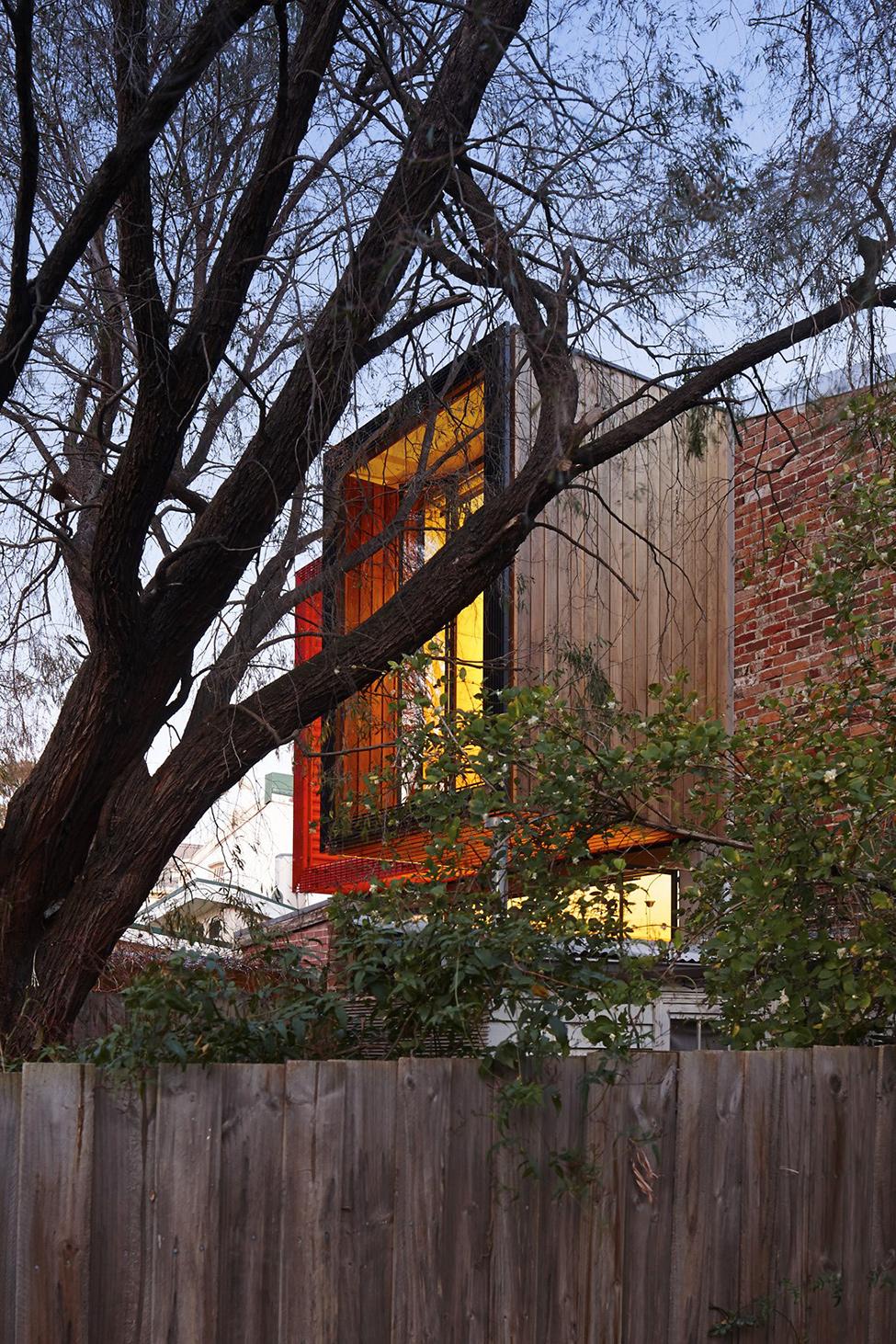 renovate classic to modern townhome australia (15)