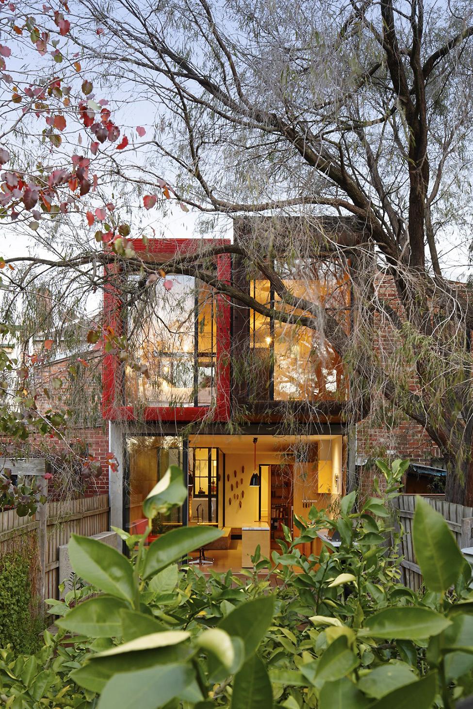 renovate classic to modern townhome australia (16)