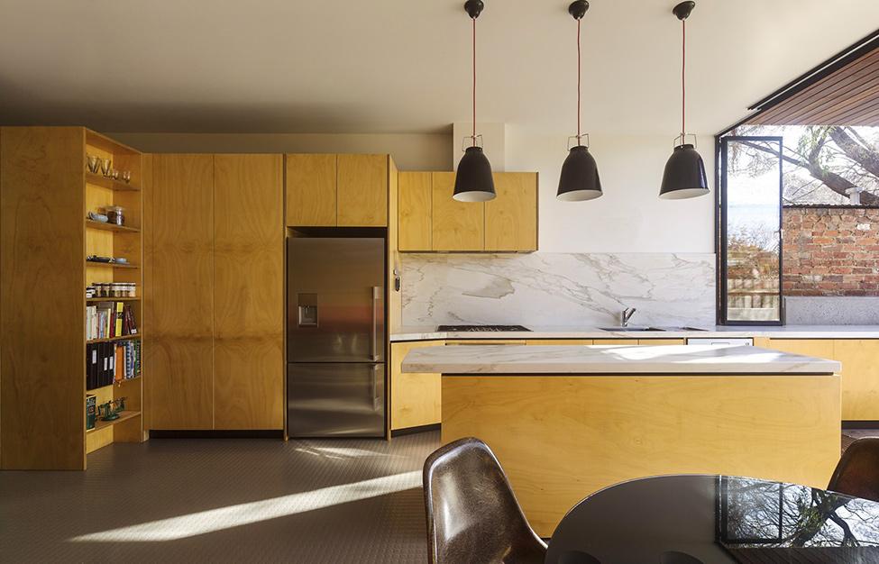renovate classic to modern townhome australia (17)