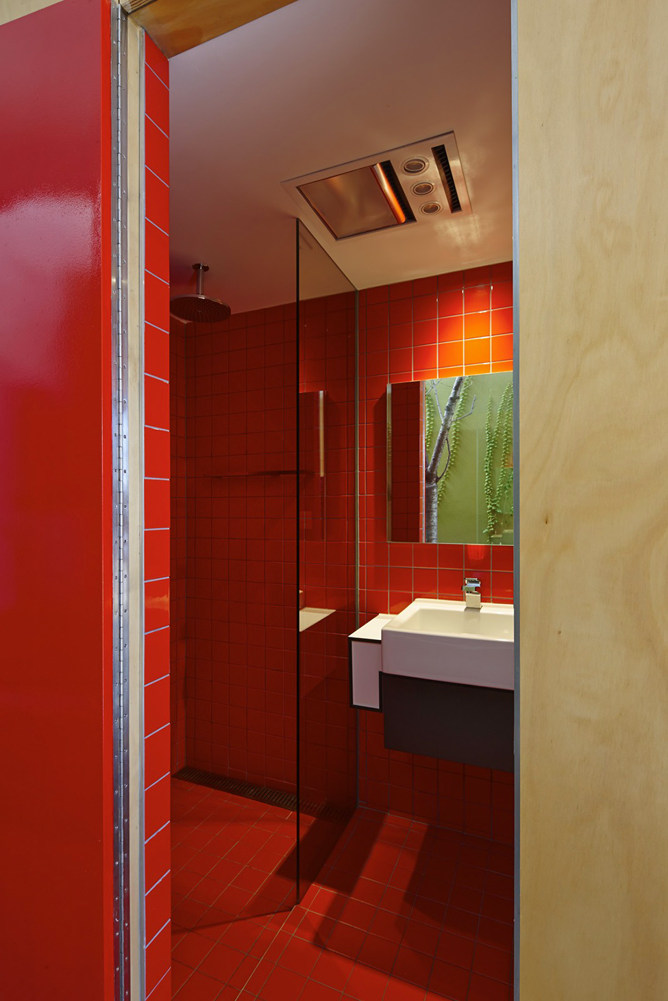 renovate classic to modern townhome australia (3)