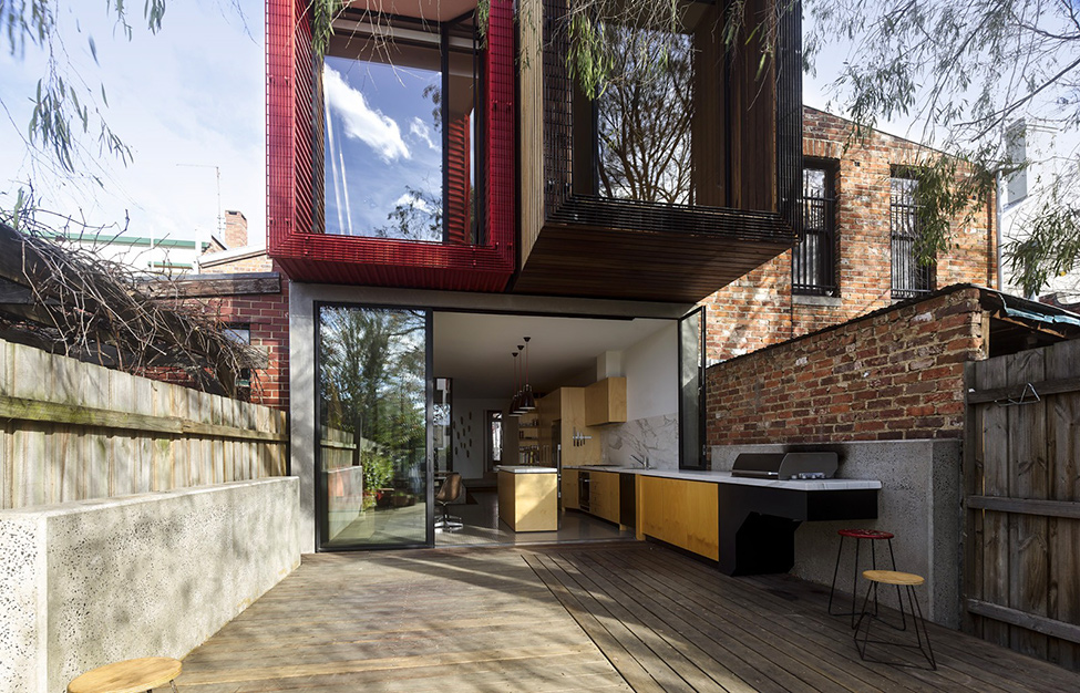 renovate classic to modern townhome australia (5)
