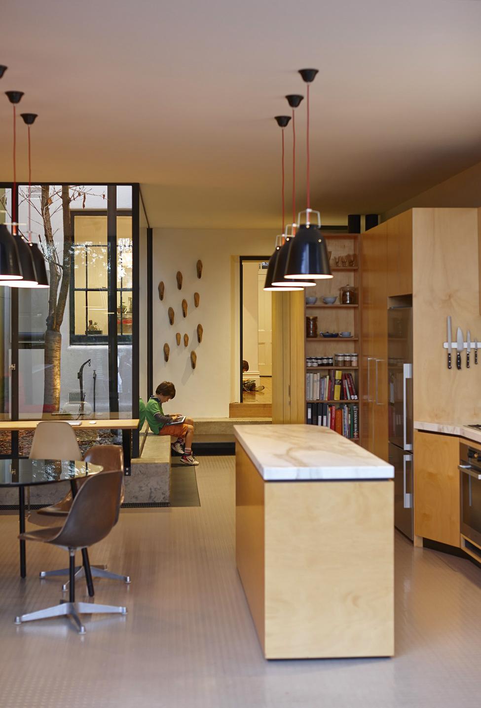 renovate classic to modern townhome australia (6)