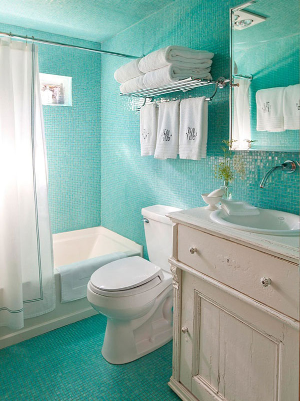 small bathroom design idea (11)