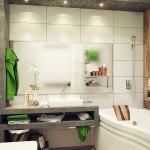 20 แนวทางตกแต่งห้องน้ำขนาดเล็ก ให้ดูสวยงามทันสมัย และใช้งานได้จริง