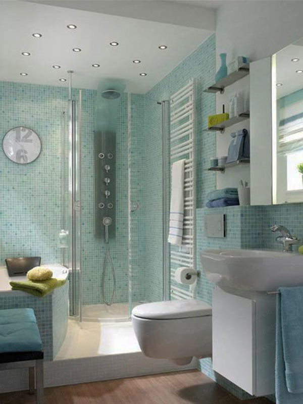 small bathroom design idea (14)
