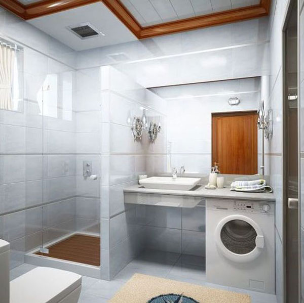 small bathroom design idea (15)
