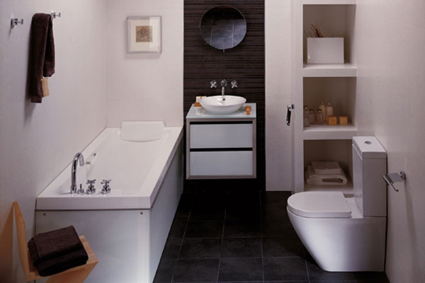 small bathroom design idea (9)