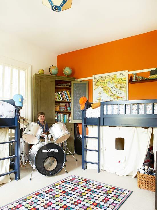 13 boys bedroom decoration ideas (5)