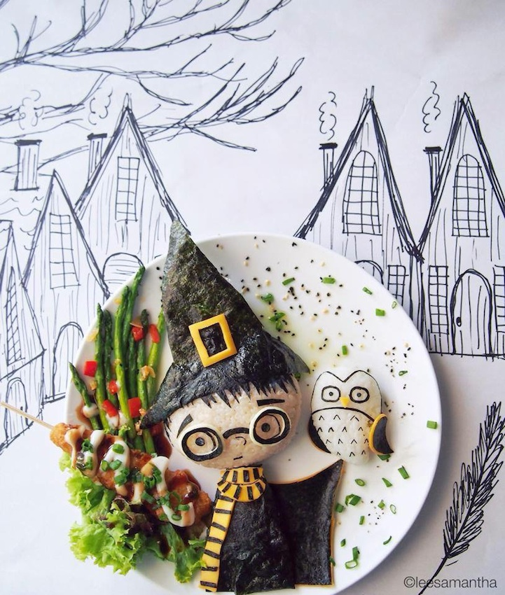 best home made food decoration ideas (11)
