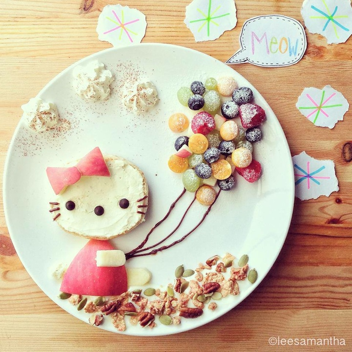 best home made food decoration ideas (2)