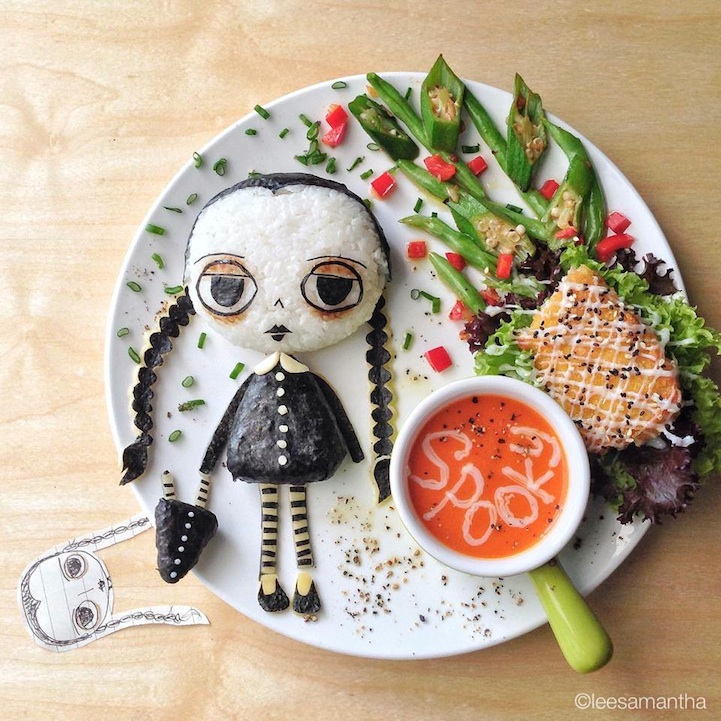 best home made food decoration ideas (3)