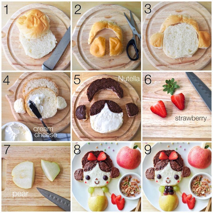 best home made food decoration ideas (4)