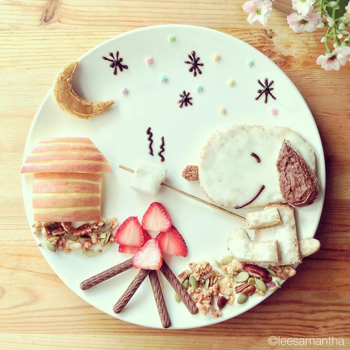 best home made food decoration ideas (8)