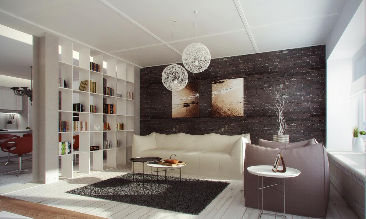 bookshelf-as-room-divider