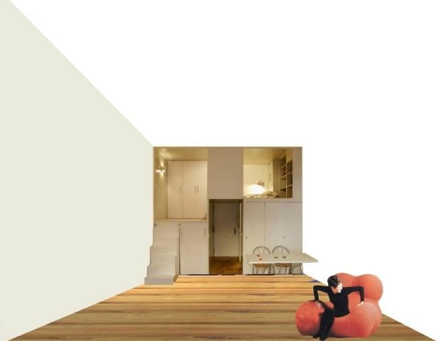 build in condominium room best idea for saving spcae (10)