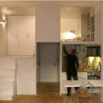 ไอเดียบิวท์อินห้องคอนโดมิเนียม เปลี่ยนให้เป็นห้อง 2 ชั้น ใช้งานได้สารพัดประโยชน์