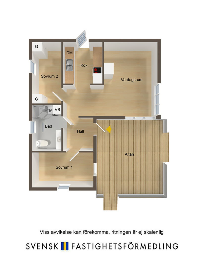cottage house for small family or single (12)