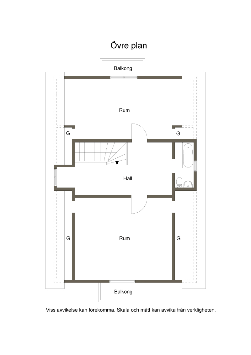 cottage house plan for family with natural nature (4)