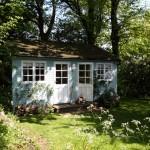 แบบบ้านไม้หลังเล็ก สร้างดูเรียบง่าย แต่แฝงด้วยความน่ารักและบรรยากาศดีๆ