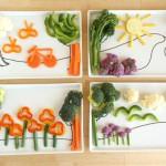 How-To แนวทางน่ารักๆ สร้างจานอาหารสำหรับเด็กไม่กินผัก ให้สวยงามและน่าทาน