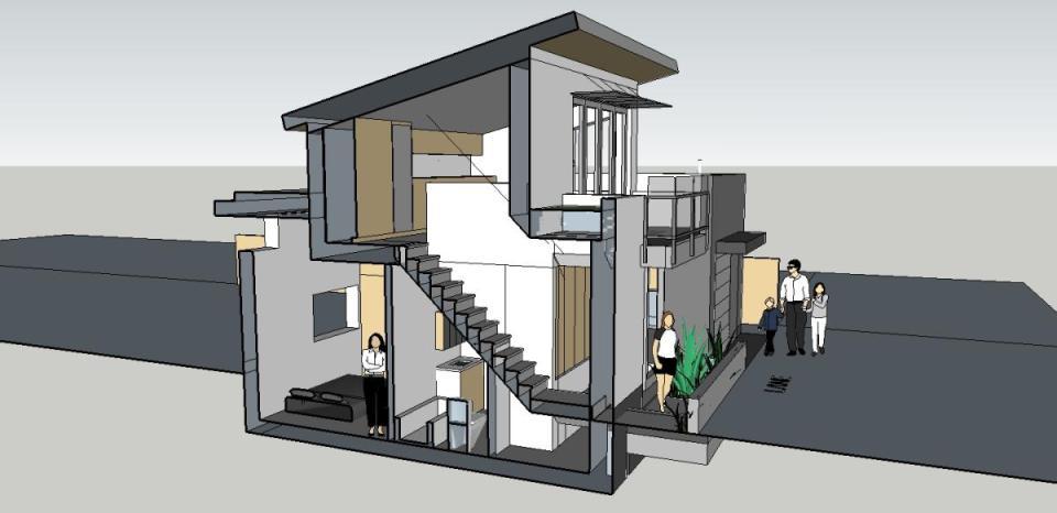 loft-like house1