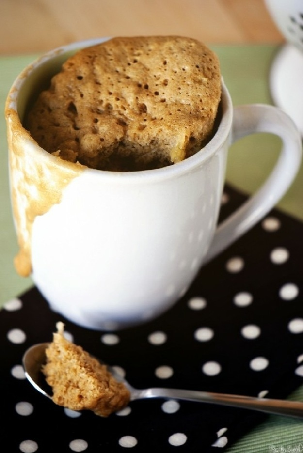 microwave cake in a mug (7)