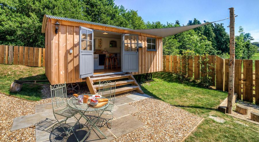 mini cottage house wood (2)