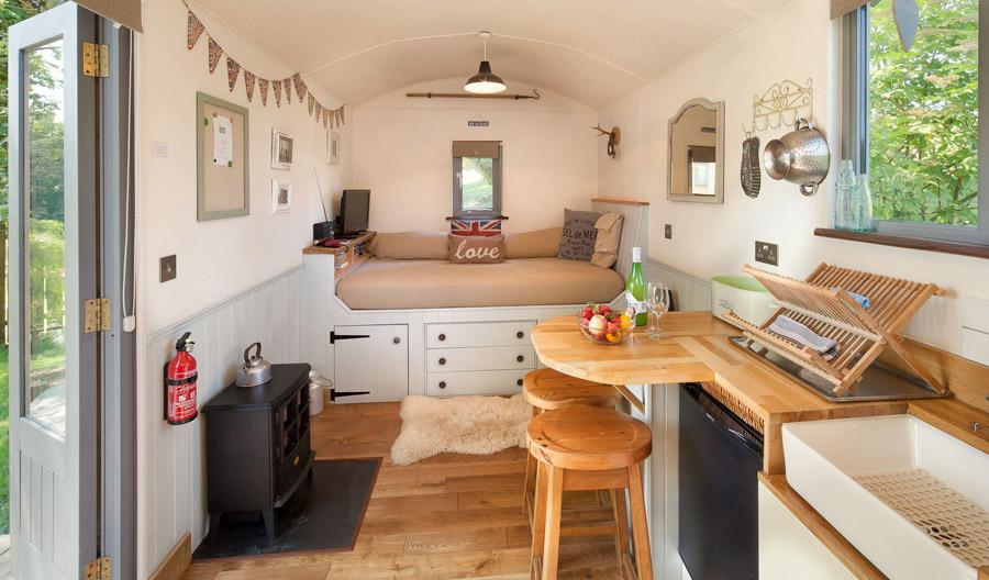 mini cottage house wood (3)