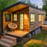 แบบบ้านไม้คอมแพ็ค ออกแบบเรียบง่ายน่ารัก เน้นความประหยัดเพื่อคนรุ่นใหม่
